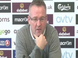 News video: Paul Lambert praises Aston Villa getaway