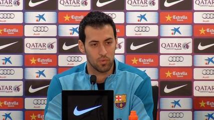 News video: Off the field problems not concerning Busquets